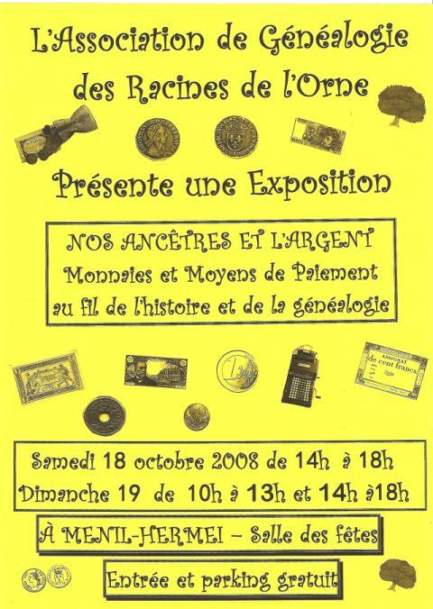 Affiche Agr.Orne 2008