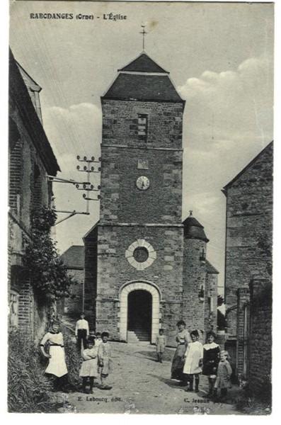 Rabodanges - L'Eglise