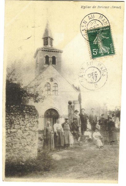 Brieux - L' Eglise de Brieux