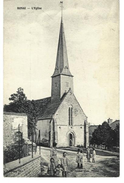Ronai - l'Eglise