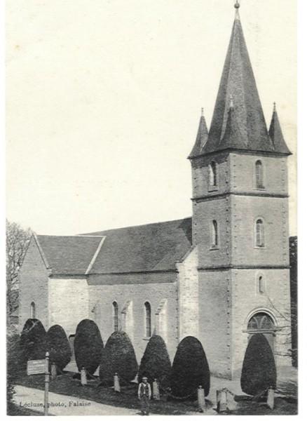 Champcerie - L'Eglise