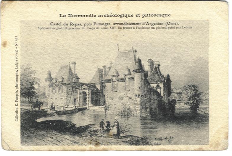 Le Repas - Castel du repas