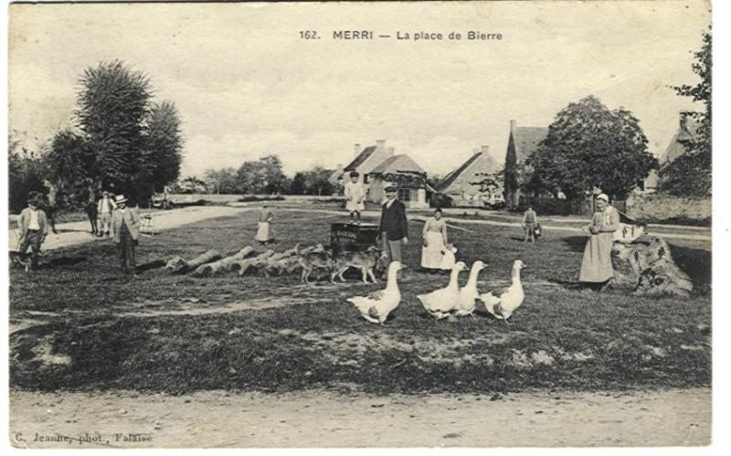 Merri - La Place de Bierre