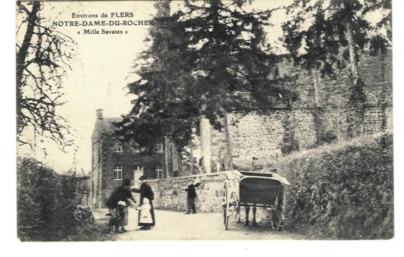 Notre-Dame du Rocher -