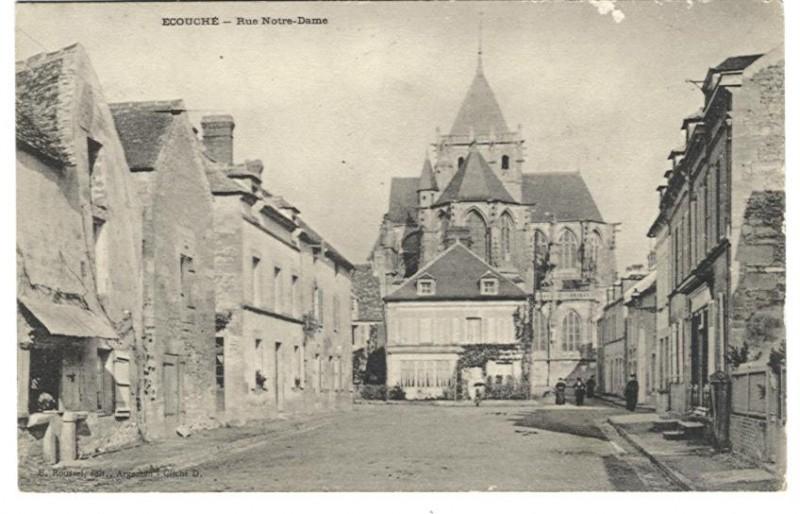 Ecouché - Rue Notre-Dame