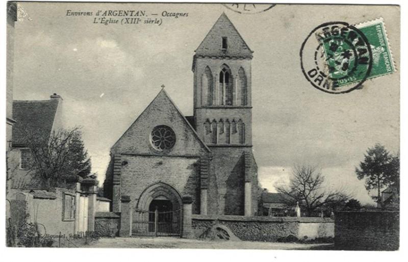 Occagnes - L'Eglise