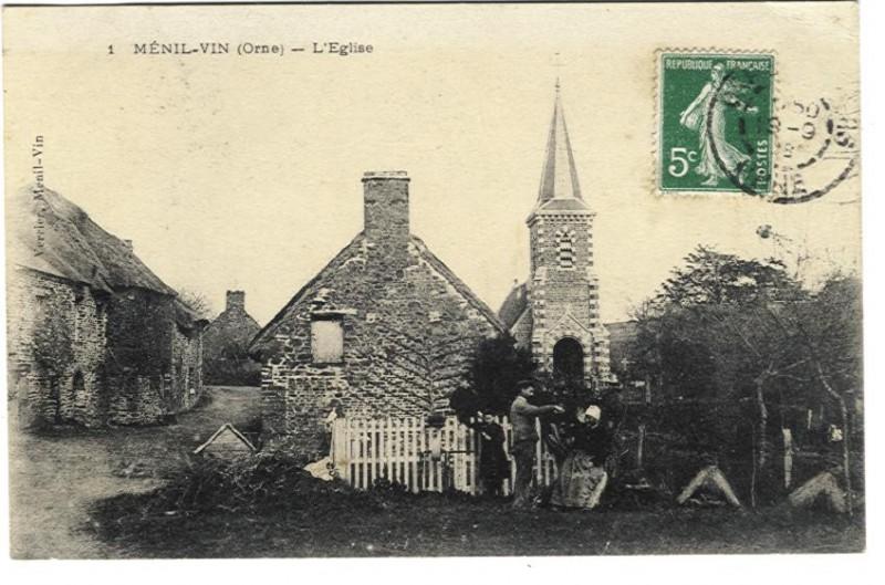 Ménil-Vin - l'Eglise